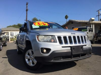 2014 Jeep Compass FWD 4dr Sport