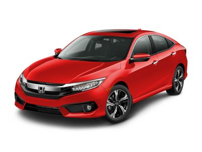 2018 Honda Civic Touring (Crystal Black Pearl)