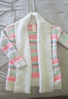 Cat & Jack cardigan from Target, size xs, $4
