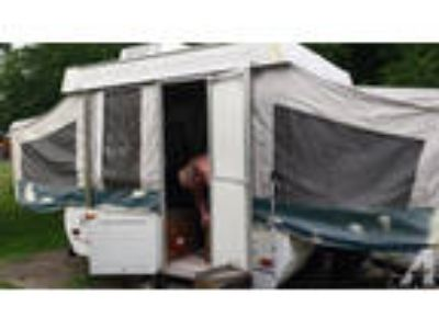 1995 Coleman Taos Pop-Up Camper