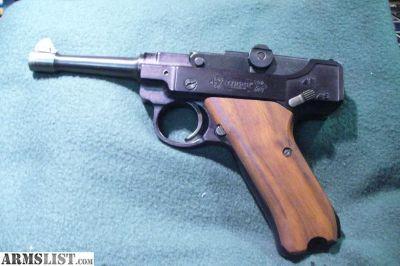 For Sale: Stoeger Luger .22LR
