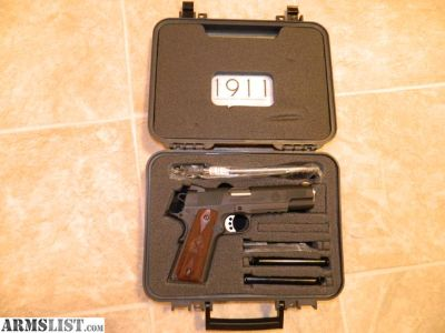 For Sale: Springfield Range Officer Operator 45 ACP