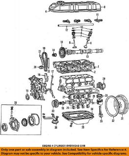 Find TOYOTA OEM 84-95 4Runner-Valve Cover Gasket 1121335010 motorcycle in Dallas, Texas, United States, for US $29.51