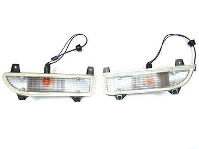 Find 70-73 CAMARO PARK PARKING LIGHTS LAMPS ASSEMBLIES NEW SET motorcycle in Richmond, Kentucky, United States, for US $149.95