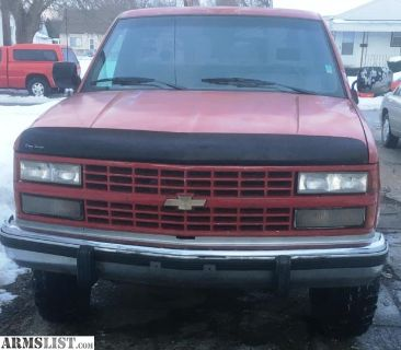 For Sale/Trade: 89 Chevy 4X4