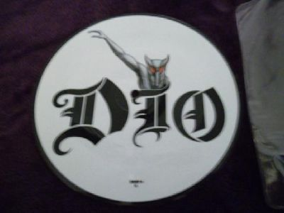 """$55 Ronnie James DIO """"Mystery"""" 7"""" Picture Disc"""