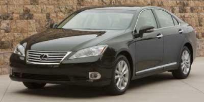 2010 Lexus ES 350 Base (Silver)