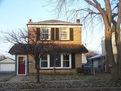 3 Bed 1 Bath Preforeclosure Property in Lyons, IL 60534 - Joliet Ave