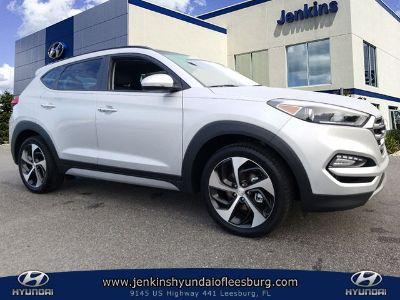 2018 Hyundai Tucson Limited (Molten Silver)