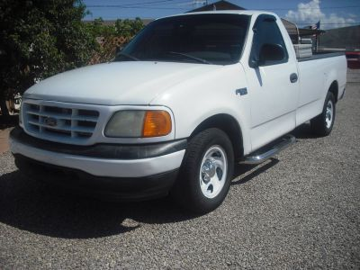2004 Ford F150 Heritage truck.