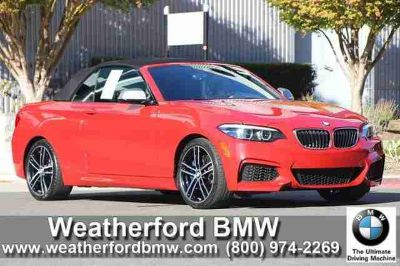 Used 2018 BMW 2 Series Convertible