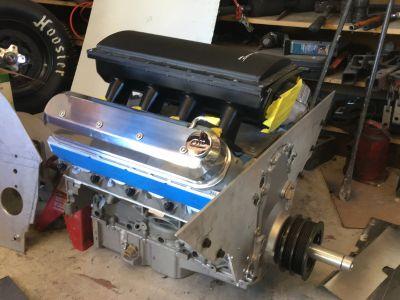 5.3 Aluminum LS Turbo Motor