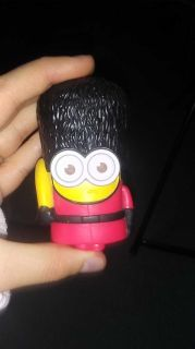 Minion toy from McDonald's
