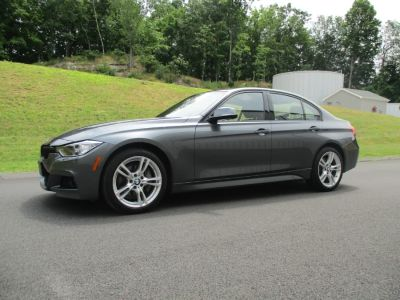 2015 BMW 3-Series 4dr Sdn 335i xDrive AWD South (Mineral Gray Metallic)