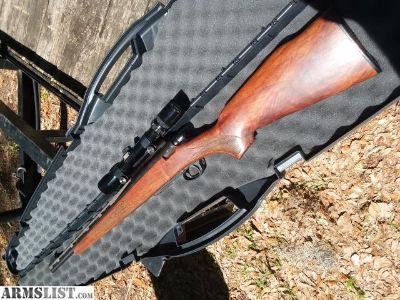 For Sale: Remington model 600 vent ribbed barrel 6mm