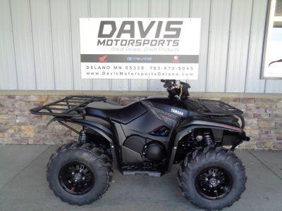 2018 Yamaha Kodiak 700 EPS SE Utility ATVs Delano, MN