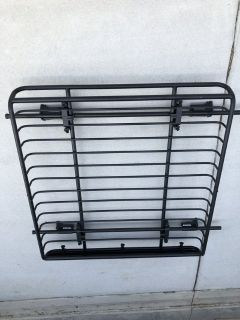 Yakima MegaWarrior Rack and accessories
