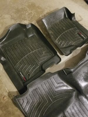 Mattes for GMC Sierra