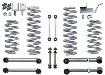 "Purchase Rubicon Express RE8005 Super-Ride Suspension Lift 93-98 GR & CHEROKEE 3.5""ift motorcycle in Naples, Florida, US, for US $729.99"