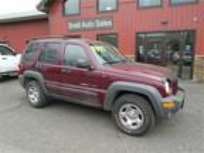 Used 2003 JEEP LIBERTY For Sale