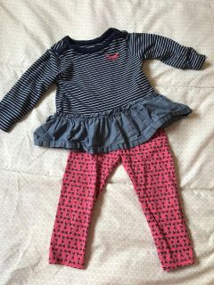 12 Month Carter s Outfit