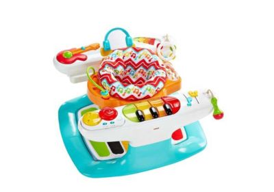 Fisher Price Step and Play Piano. VGUC.