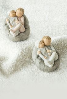 Express Your Love with Figures from Willow Tree