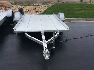 2017 Triton Trailers TILT 10-72 Equipment Trailer Trailers Kamas, UT