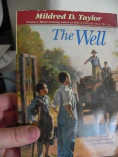 The Well by Mildred D. Taylor paperback