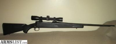 For Sale: Savage 110 (.270)