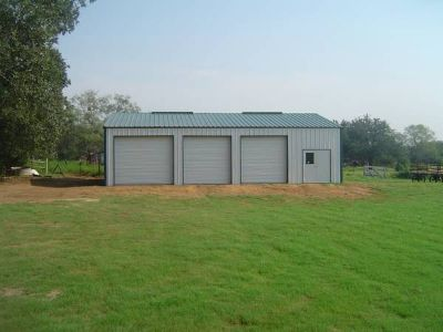 PRE-ENGINEERED METAL BUILDINGS ( ALL TYPES ) (TEXAS)