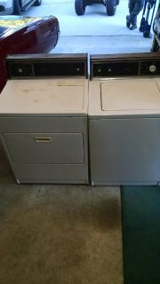 One Washer, Two Dryers