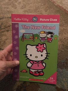 Hello kitty the new friend - ppu (near old chemstrand & 29) or PU @ the Marcus Pointe Thrift Store (on W street)