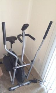 Elliptical - Body Rider Dual Trainer