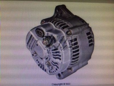 Buy TOYOTA MR2 145 HIGH AMP ALTERNATOR 93 94 95 2.0L, 2.2L w/ PS Generator motorcycle in Porter Ranch, California, United States, for US $147.69