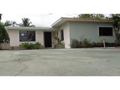 5 Bed 4 Bath Foreclosure Property in Hallandale, FL 33009 - SW 6th St