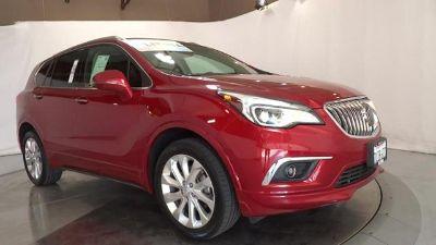 2016 Buick Envision PREMIUM (SAFFRON RED METALLIC)