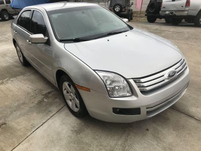 2006 Ford Fusion I4 SE (Silver)