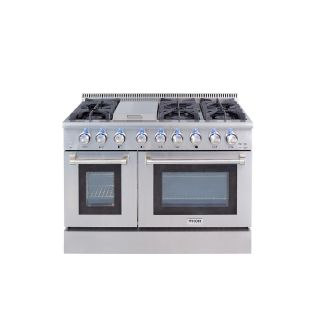 "BRAND NEW 48"" professional gas range"