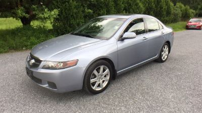 2005 Acura TSX Base (Blue)