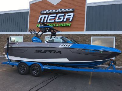 2016 Supra SA400-550 Ski and Wakeboard Boats Gaylord, MI