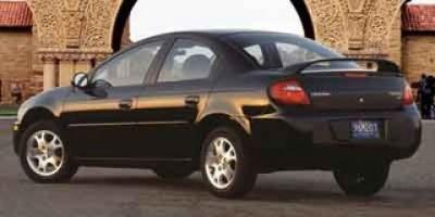 2004 Dodge Neon ES (BLACK)