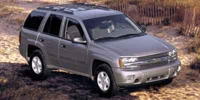 2002 Chevrolet Trailblazer LS (Victory Red)