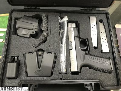 For Sale/Trade: Xdm 45 stainless mint