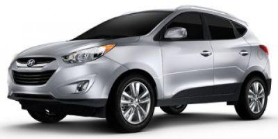 2010 Hyundai Tucson GLS (Graphite Gray)