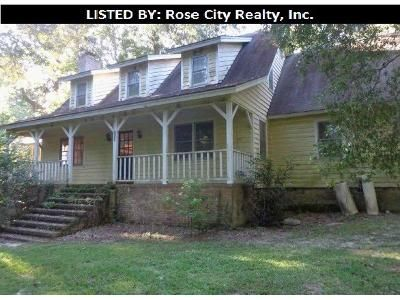 4 Bed 3.5 Bath Foreclosure Property in Thomasville, GA 31757 - Owl Holw