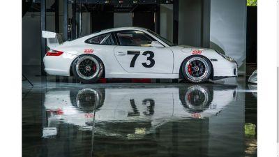 2007 Porsche 911 GT3 Cup Car