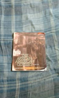 The African American Odyssey Volume 1 - 6th Edition Book (Pearson, 2013)
