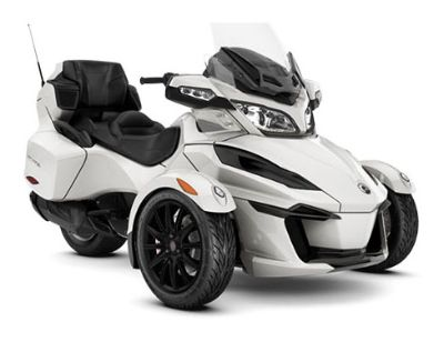 2018 Can-Am Spyder RT SM6 3 Wheel Motorcycle Lancaster, NH