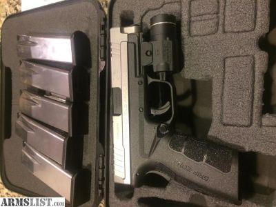 For Sale/Trade: Springfield XD Mod 2 4.0 45